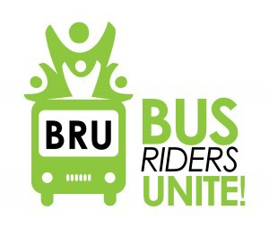Bus Riders Unite! Logo