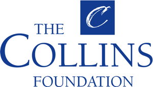 The Collins Foundation Logo